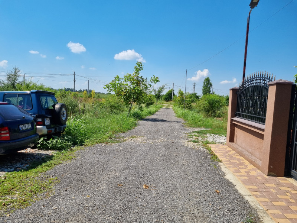 Zona linistita in cartierul Odai - Otopeni