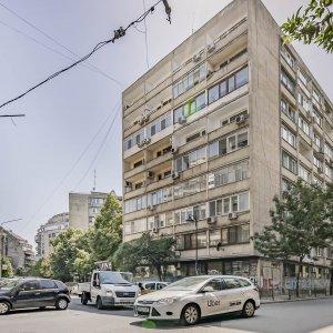 Apartament 3 camere cu boxa Sala Palatului Stirbei Voda Luterana