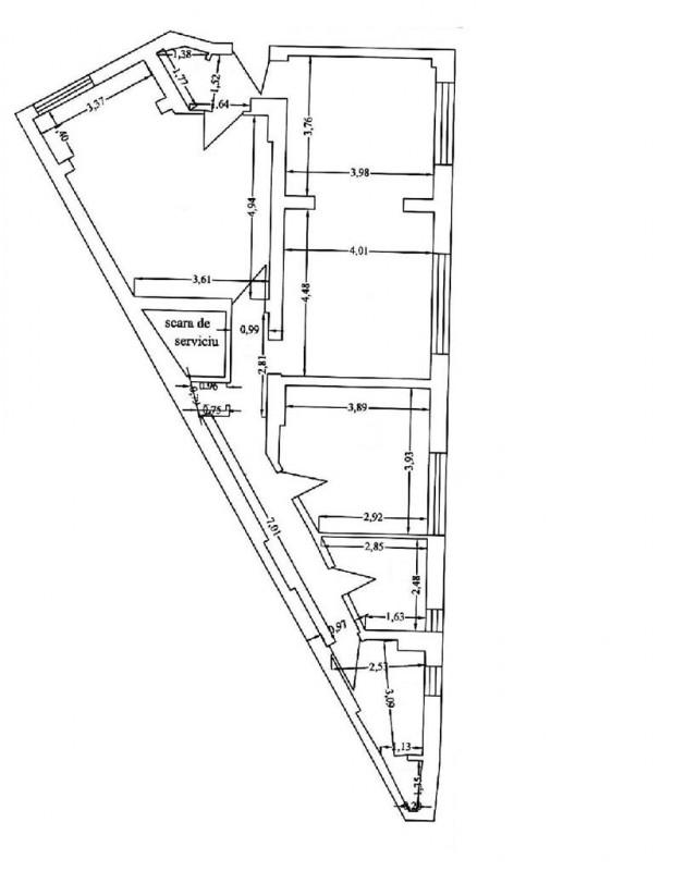 Unirii - Calea Calarasilor, Paleologu x Mantuleasa, Apartament la cheie
