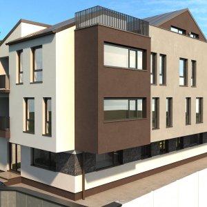 Apartament 3 camere et.2  imobil 2019 Giurgiului