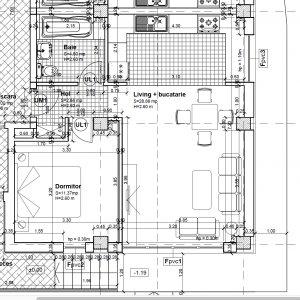 Un apartament deosebit in singura cladire pasiva din sectorul 4 !