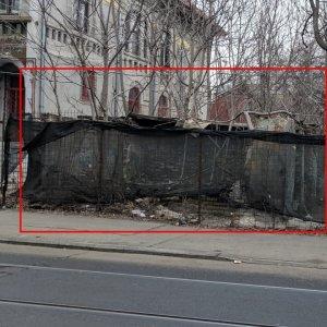 Teren cu Imobil deteriorat pentru constructie , Dacia, Eminescu