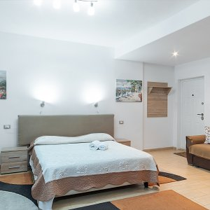 Ultracentral, garsoniera cu servicii hoteliere incluse